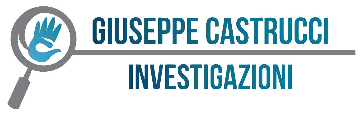 GIUSEPPE CASTRUCCI Investigazioni